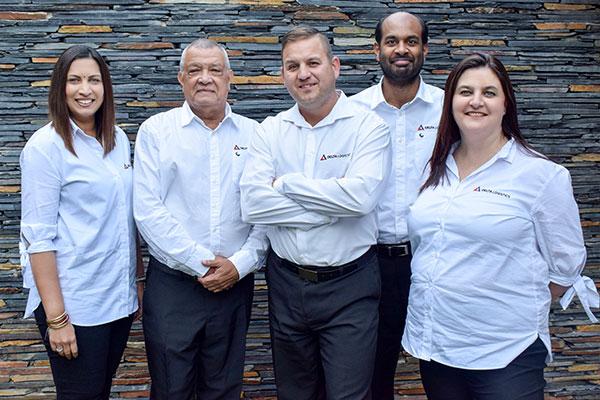 Delta Logistics Team Picture